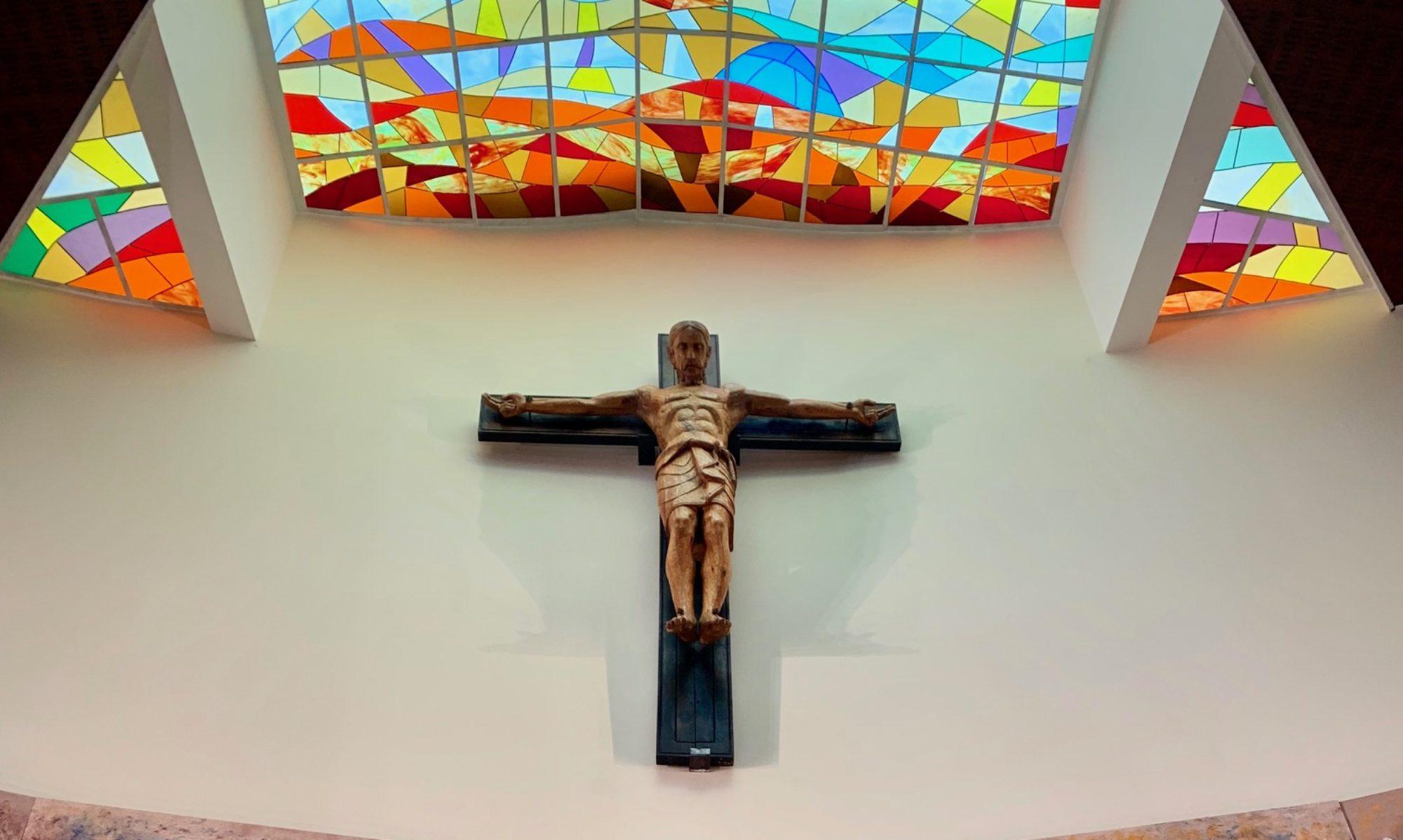 Parroquia Sagrado Corazón en Alcorcón